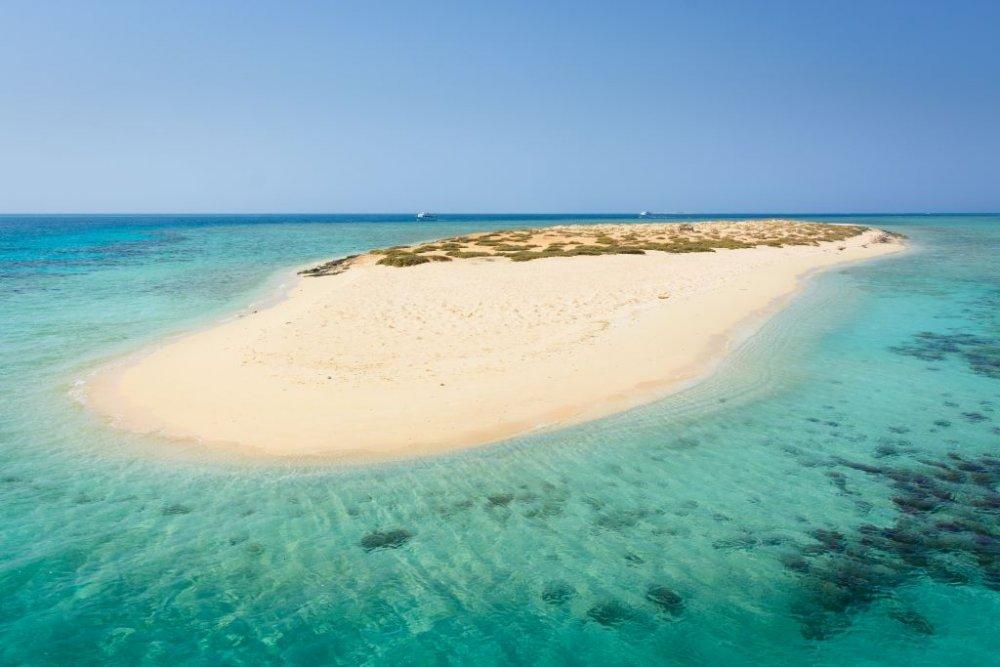 أجمل الجزر في البحر الأحمر عليك معرفتها