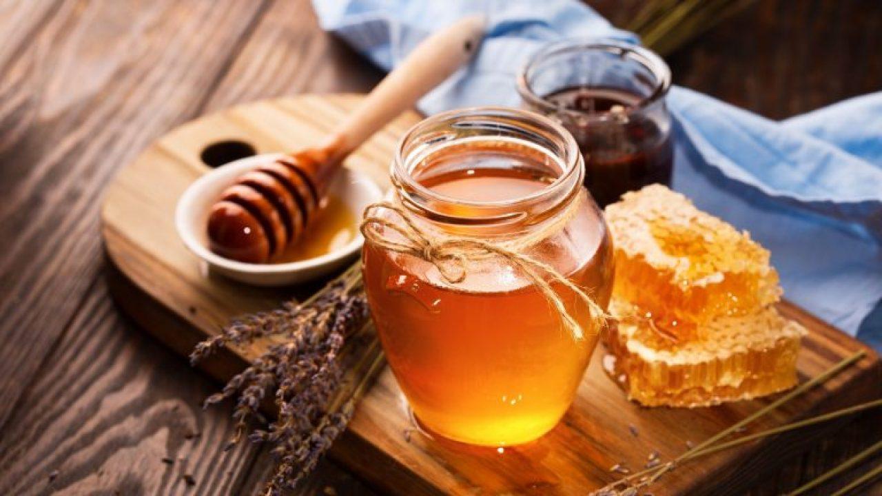 وصفة العسل مع ماء الورد