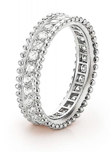 خاتم Perlee من ماركة فان كليف اند اربلز Van Cleef & Arpels