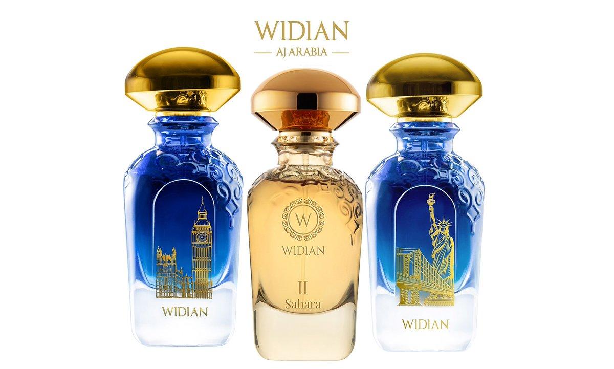 عطر وديان WIDIAN Gold II Sahara