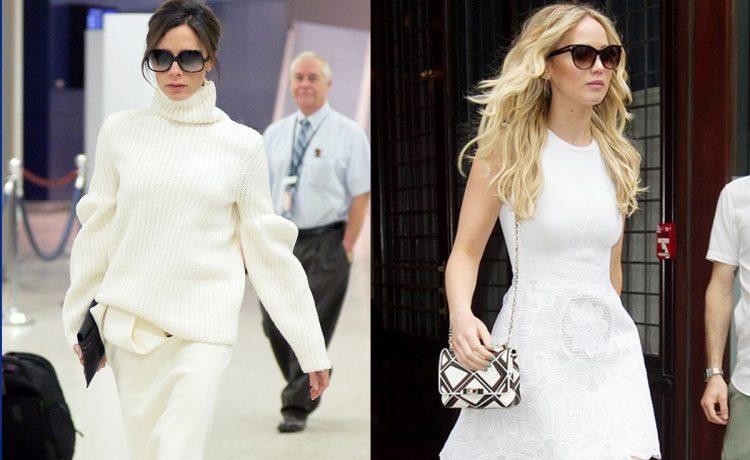 أفكار لتنسيق اللون الأبيض لإطلالة عصرية مميزة لصيف 2020