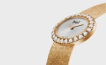 ساعات ذهبية بتصاميم راقية