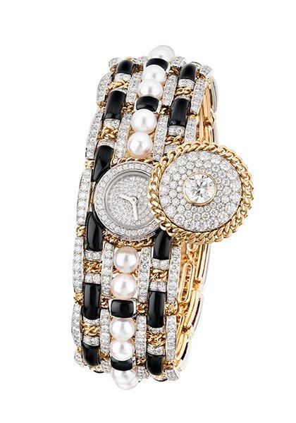ساعة The Tweed Frangé من علامة شانيل Chanel