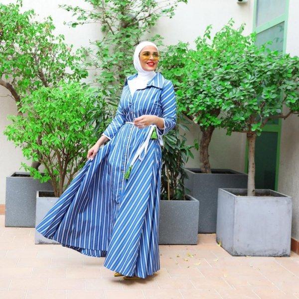 مدونة الموضة الكويتية مرمر
