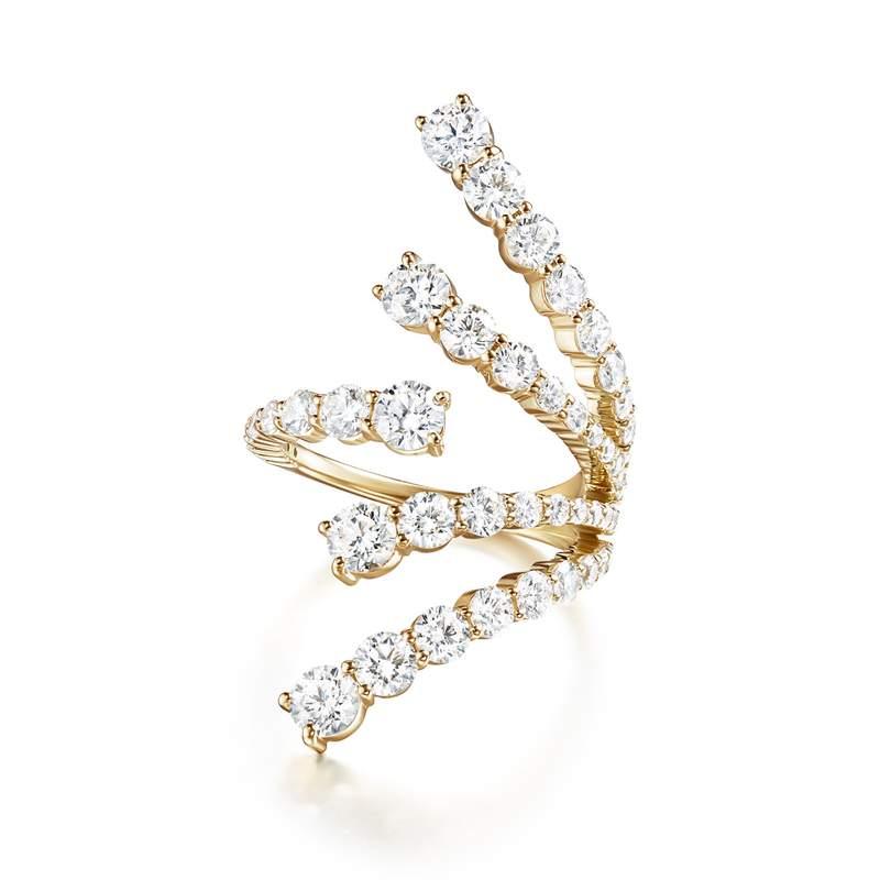 خاتم من علامة ميليسا كاي Melissa Kaye