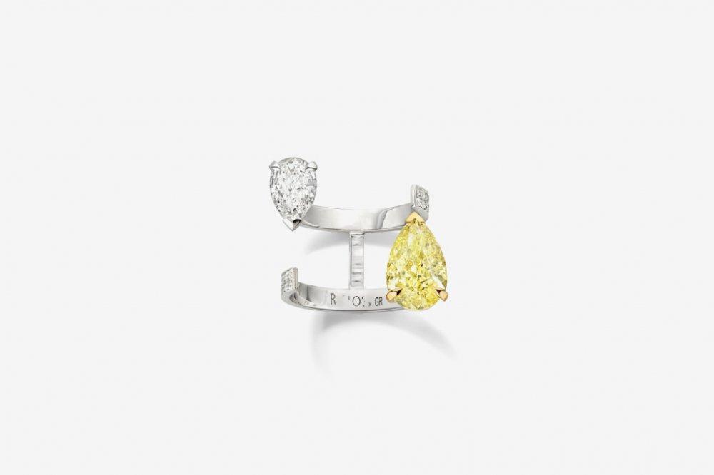 خاتم من علامة ريبوسي Repossi