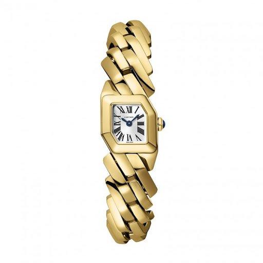 ساعة من علامة كارتييه Cartier
