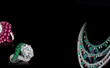 أحدث تصاميم المجوهرات