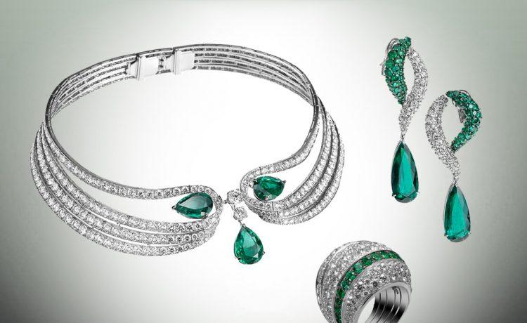 أجمل مجوهرات الملاكيت