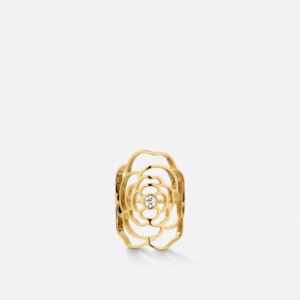 خاتم من علامة شانيل Chanel