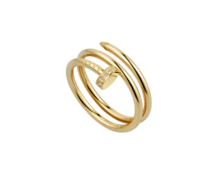 خاتم من علامة كارتييه Cartier