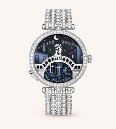ساعة من فان كليف أند اربلز Van Cleef & Arpels
