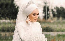خطوات لاختيار طرحة عروس مميزة حسب شكل جسمك