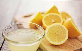 أهم وصفات الليمون لتنظيف البشرة