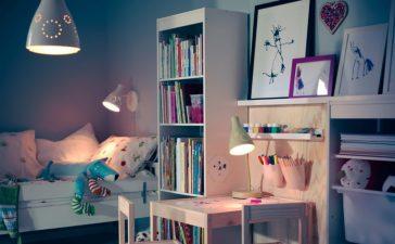 أفضل تصاميم مصابيح الإنارة الخاصة بمكاتب الدراسة لأطفالك