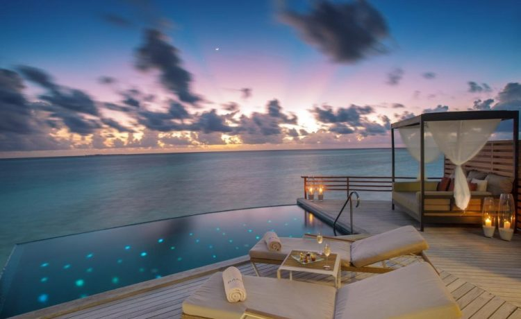 أفضل المنتجعات في جزر المالديف لا تفوتي الذهاب إليها