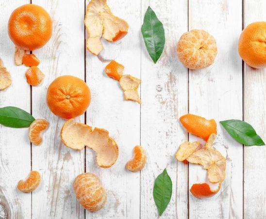 فوائد ووصفات قشر البرتقال للعناية بالجسم
