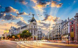 المواصلات والنقل في مدريد