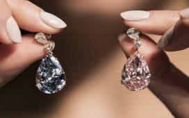 أجمل مجوهرات الألماس البني لإطلالة شتوية ساحرة