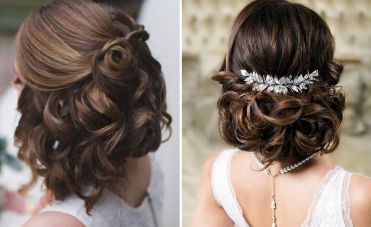 4 تسريحات شعر بسيطة للعروس الناعمة