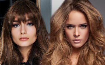 أروع تسريحات شعر لصاحبات الوجه المربع من أشهر ممرات عروض الأزياء
