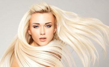 أحدث ألوان صبغات الشعر الأشقر البلاتيني