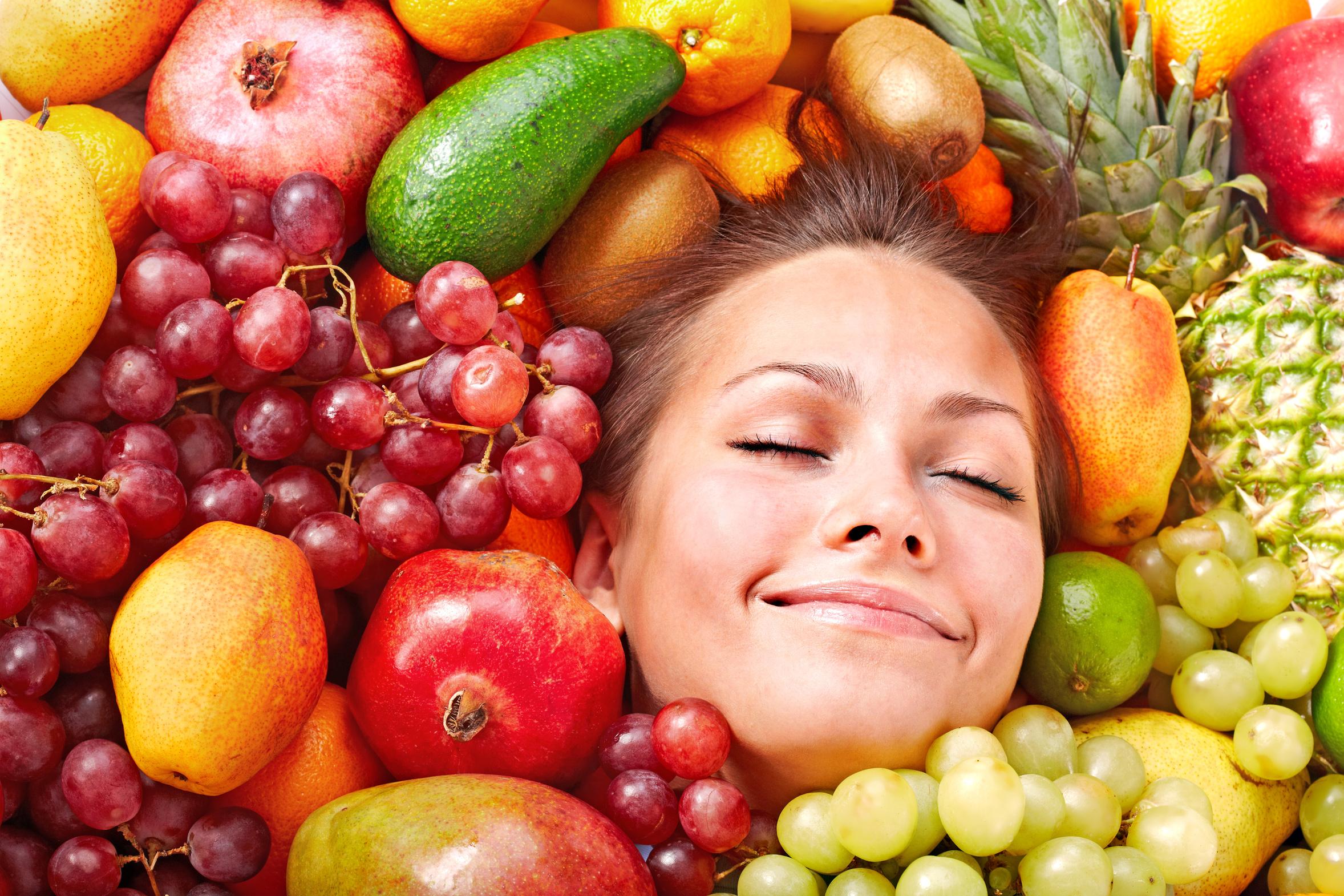 أغذية السعادة