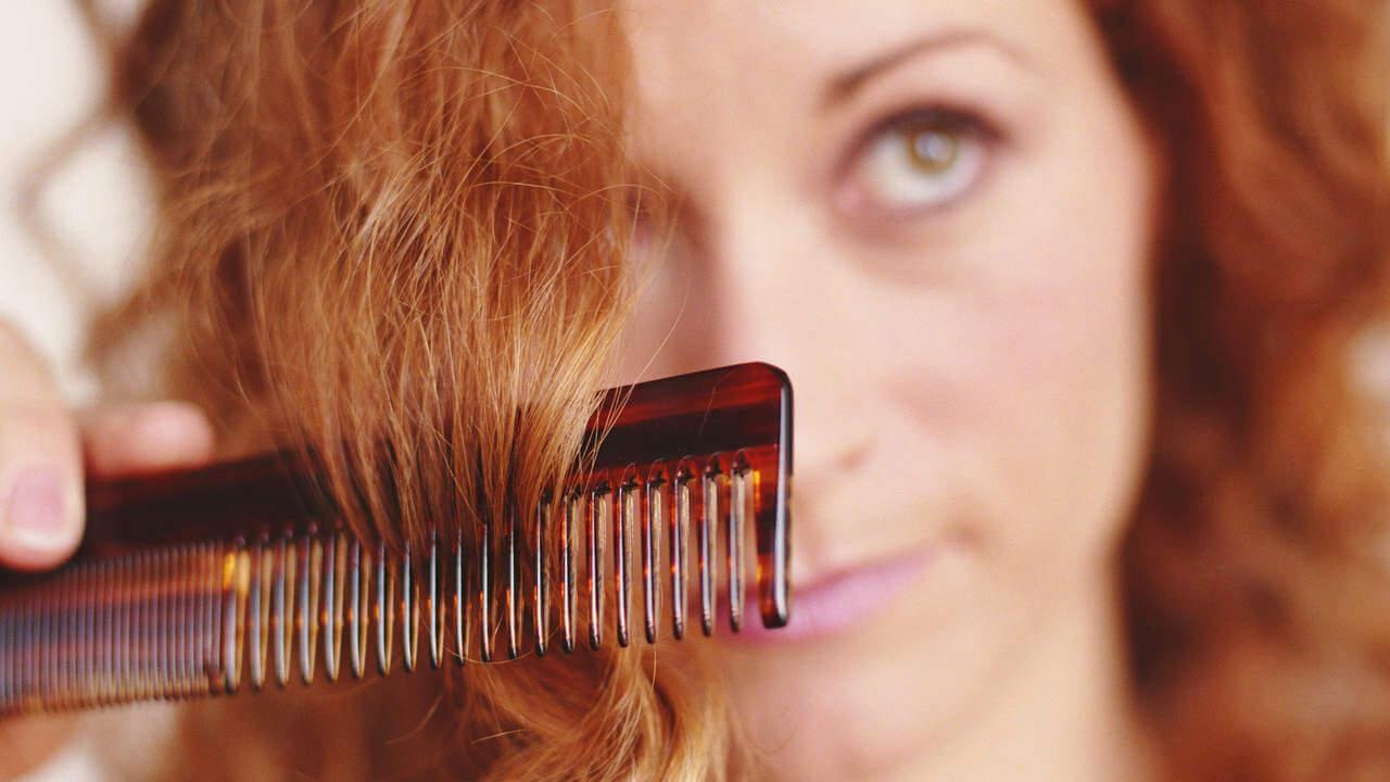 الشعر المقصف