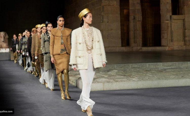 الطابع الريفي يغلب على مجموعة Chanel لربيع وصيف 2021