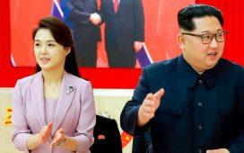 زوجة زعيم كوريا