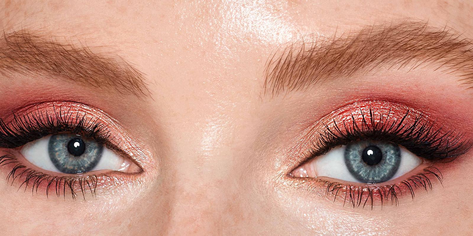 تعلمي تطبيق مكياج عيون سموكي زهري للمناسبات