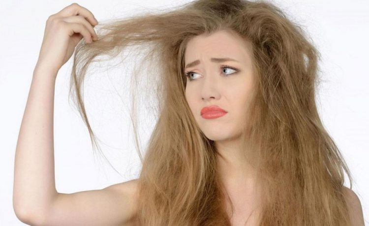 علاج مشاكل الشعر