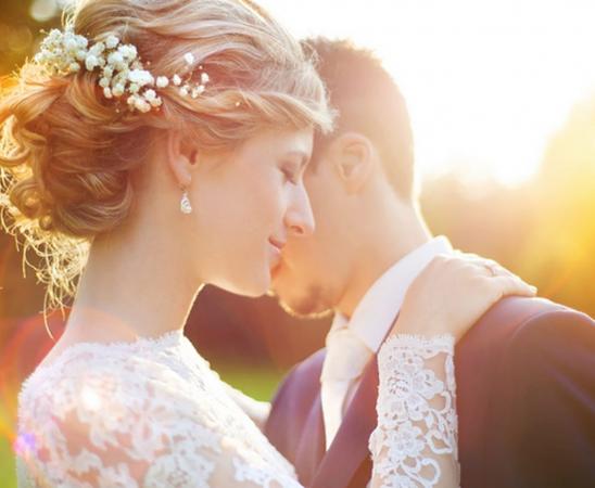 حفل زفاف مصغر