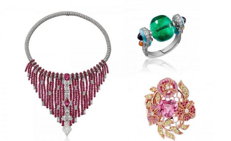 مجوهرات ملونة لعروس ربيع و صيف 2021