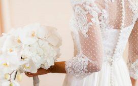 شاهدي معنا مجموعة عبد محفوظ لفساتين زفاف 2021
