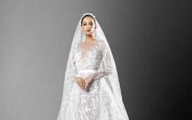 نصائح لاختيار فستان الزفاف المناسب حسب طول القامة وشكل الجسم