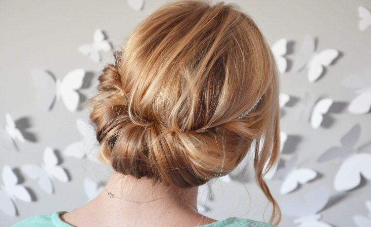 بالصور تسريحات شعر العروس للشعر القصير ومتوسط الطول