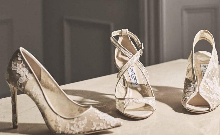 بالصور أحدث موديلات أحذية العرائس صيف وخريف 2021