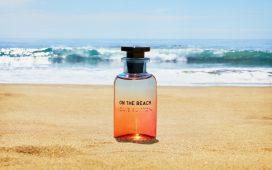On the Beach عطر الكولونيا الجديد من LOUIS VUITTON