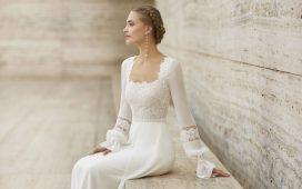 فساتين الأعراس لخريف 2021 وشتاء 2022 من ROSA CLARA