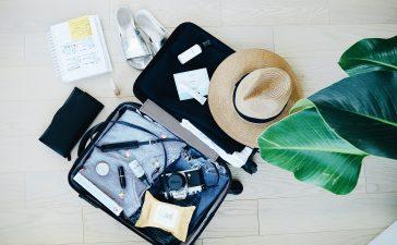 أغراض أساسية في حقيبة السفر لشهر العسل