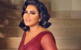 استوحي تسريحة شعرك المموج من الفنانة الإماراتية أحلام الشامسي